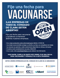 Keep Us Open #1 (Spanish)
