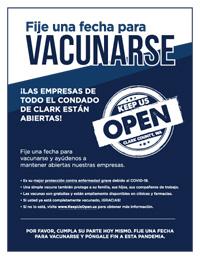 Keep Us Open #3 (Spanish)